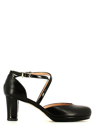 Grace shoes 561NNF Decollete' Donna Nero 36