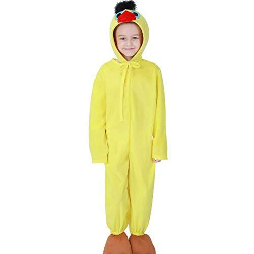Hühner Babys Kostüm - GUAN Halloween Tiere Spielen Jungen und Mädchen Baby Ente Kostüme Kindertag Vögel Huhn Show Kostüme