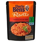 Uncle Ben's Tomato & Italian Herb Risotto 250g