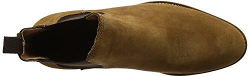 Dune Herren Cowes Chelsea Boots Braun (tan)