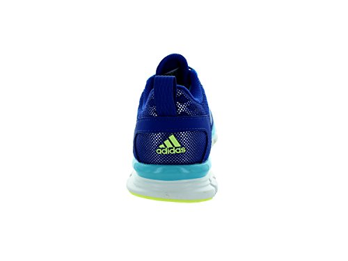 Vitesse Adidas Performance Trainer 2 W Chaussures, Noir / Metallic de carbone / blanc, 5 M Us Boblue/Silvmt/Brcyan