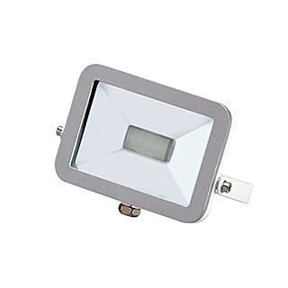 Unitec Headlight, Plastic, Grey, 15.6 x 18 x 5.5 cm