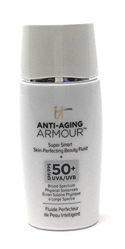 IT Cosmetics Anti-Aging ArmourTM Super Smart Skin Perfecting Beauty Fluid LSF 50+ -