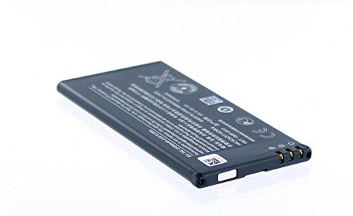Original Akku für MICROSOFT LUMIA 640 / LUMIA 640 DUAL SIM (nicht 640XL) mit Li-Ion/ 3.8V/ 2.500 mAh