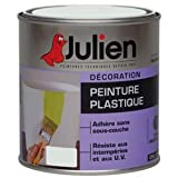JULIEN PEINTURE PLASTIQUE 0.5L GRIS PERLE