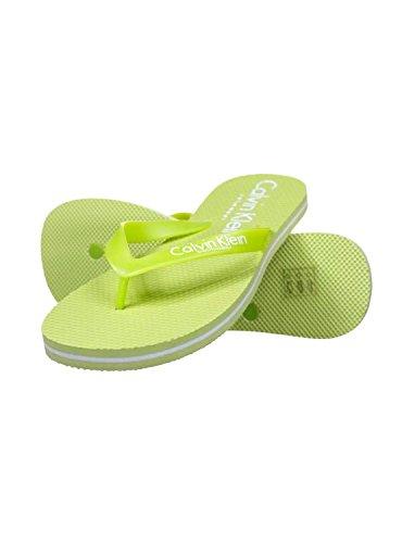 Flip-Flops Calvin Klein Grün Grün