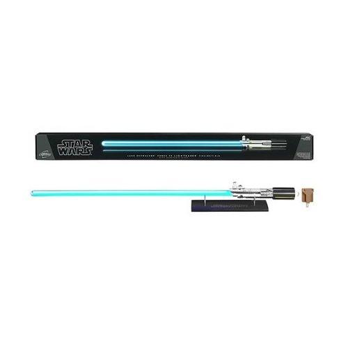Star Wars Luke Skywalker Force FX Lightsaber / Lichtschwert mit abnehmbarer Klinge