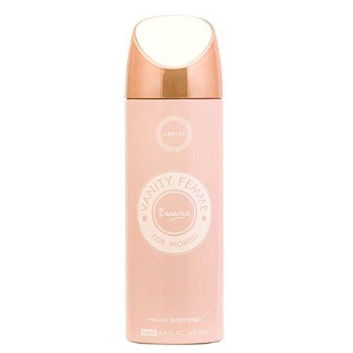 Armaf Vanity Femme Essence Perfume Body Spray For Woman 200Ml