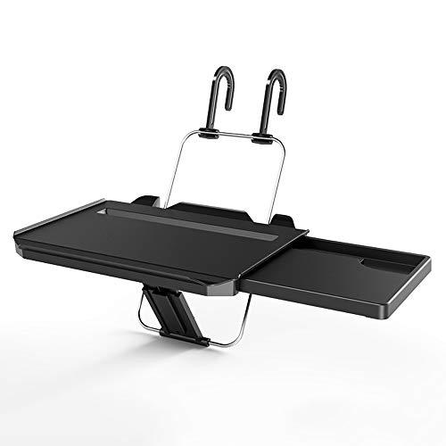 Auto-Laptop-Schreibtisch, Faltbarer Ipad-Standplatz-Halter für Kinderspielzeug-Flaschen-Speicher und beweglicher Schreibtisch auf LKWs/Packwagen/Suvs - Standard-notebook-speicher