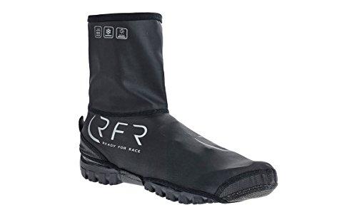 RFR Regen Fahrrad Überschuhe schwarz
