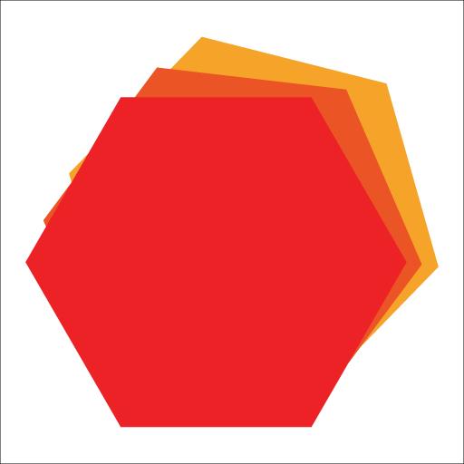 six-hexagon
