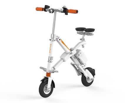 Archos 503343Air de Wheel Urban eléctrico de Scooter Negro
