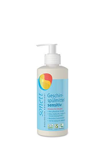 Soneto Detergente lavavajillas Sensitiv: sin perfume