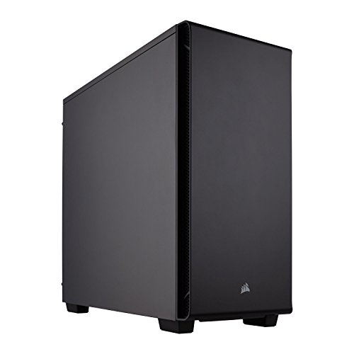 Corsair Carbide 270R - Caja de PC (Mid-Tower ATX) Color Negro