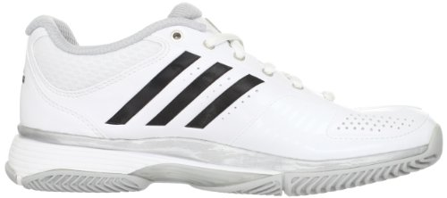 ADIDAS adiPower Barricade 7.0 Scarpa da Tennis Donna (weiß - schwarz - silber)