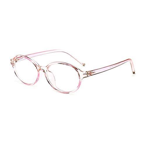 GUKOO Blaulichtfilter-Brille Kinder entspiegelten und UV Schutzbrille Clear Lens Retro Reading Eyewear für Mädchen Jungen -