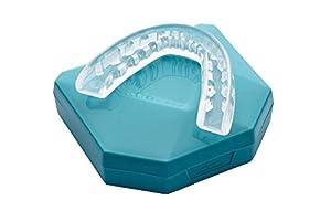 salud y belleza: Férula Dental Placa de Descarga Nocturna Protector Bucal para dormir anti Bruxis...