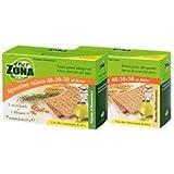 Enerzona Cracker Gusto Mediterraneo 7 Minipack