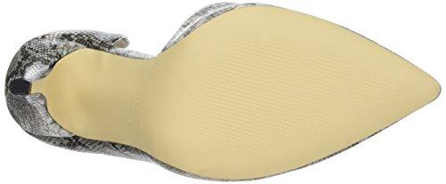 Blink - Bbernicel, Scarpe col tacco da donna Multicolore (Mehrfarbig (203 Black/white))