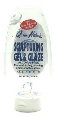 queen-helene-gel-20-oz-8-sculpture-glaze-squeeze-bottle-case-of-6-by-queen-helene
