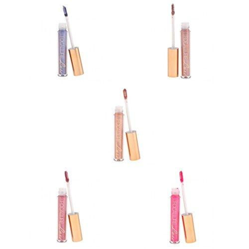 MagiDeal 5 Piezas Lápices Labiales a Prueba de Agua de Larga Duración Brillo Maquillaje de Labios