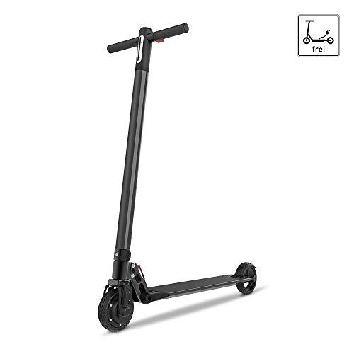 Smarthlon Elektroroller Faltbarer E Scooter MaxGeschwindigkeit 20 Km/h E-Roller with 9-12Miles Perfekt für Jugendliche und Erwachsene (Keine Lizenzen und Versicherungen)