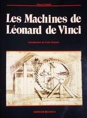Les machines de Léonard de Vinci  par Marco Cianchi
