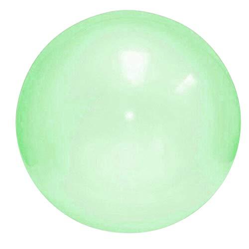 Leobtain Outdoor Sports Toys Aufblasbare wassergefüllte Ballon Luftblasen Kugel Wassergefüllte Wasserbälle Weicher Gummiball für Eltern Kind Interaktives Spiel