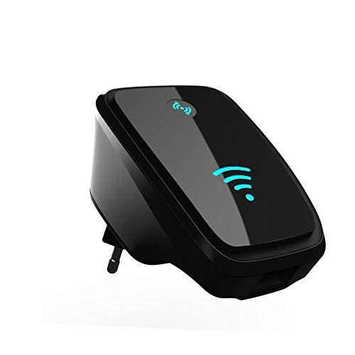 WWAVC Wireless WiFi Repeater 300M Netzwerk SignalverstäRker Signal Booster Uk/Eu-Stecker