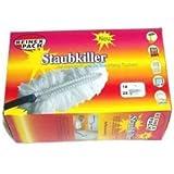 Plumeau, de la poussière Killer avec poignée + 2x chiffon à poussière microfibre