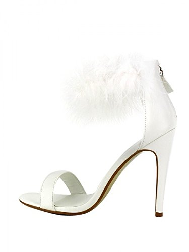 Cendriyon, Escarpin White DOLI BERRY Chic Chaussures Femme Blanc