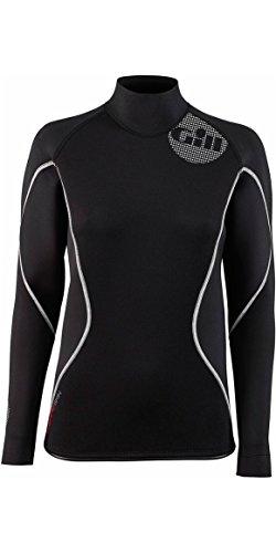 Gill Womens 2,5MM Langarm-Neoprenanzug aus Neopren von Thermoskin mit Wärmeisolierung - Thermal Warm Heat Layer-Schichten -