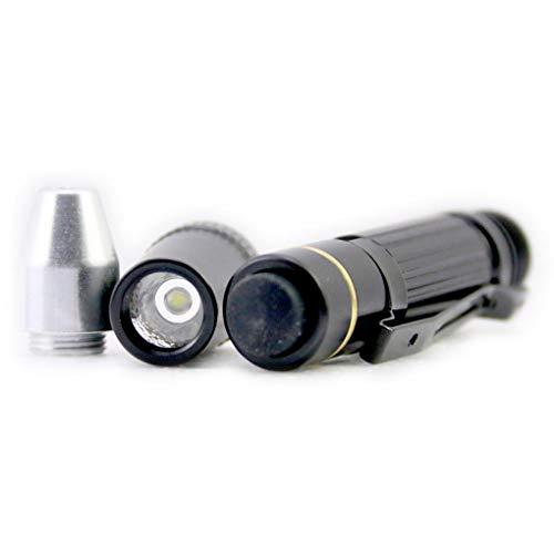 31mwq iWKAL - HUK Mini luz de Fibra óptica para Herramientas de cerrajería con Alto Brillo de Suministro de cerrajería de Coches