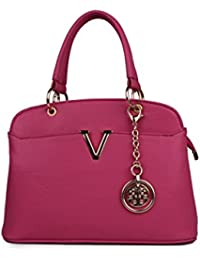 Classic-Fashions Women's Hand-held bag pink (v) CFS4