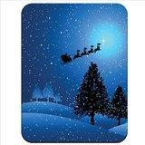 twas-a-starry-snowy-night-con-babbo-natale-sulla-sua-slitta-volante-away-di-ottima-qualita-tappetino