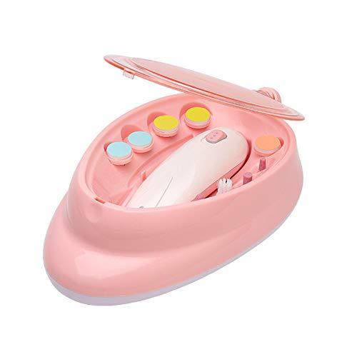 Elektrische Nagelfeile wiederaufladbare Baby elektrische Nagellack Nagelpflege-Set Multifunktions-Nagelinstrument auf die tote Haut