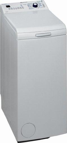 Bauknecht WAT PLUS 522 Di Waschmaschine Toplader / A+ B / 1200 UpM / 5.5 kg / Weiß / Clean+ / Small display / Hygiene+ Programm