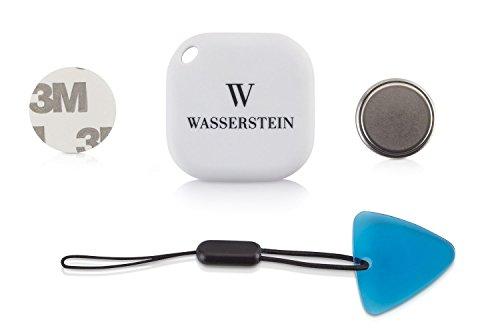 Bluetooth Schlüssel Finder, GPS Smartphone Key Finder Tracker mit Bluetooth , Smarter Alarm und Schlüsselfinder Abbildung 3