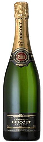 Champagner Bricout Reserve Brut (1 x 0.75 l)