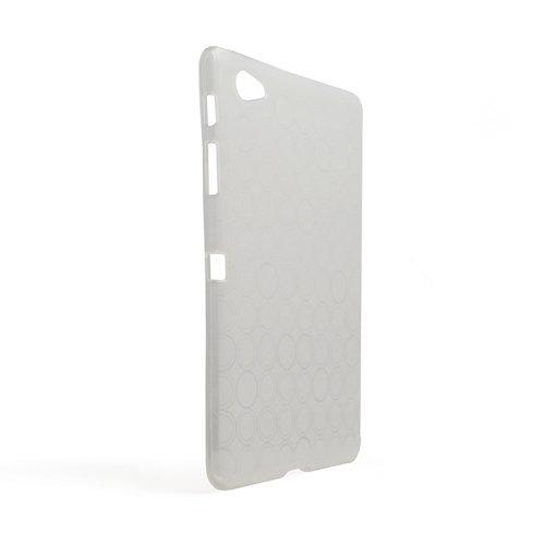 System-S Silikonhülle Tasche Case Cover Schutz Hülle Transparent für Samsung Galaxy Tab 7.7 P6800