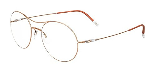 Brillen Silhouette DYNAMICS COLORWAVE FULLRIM 5508 ROSE GOLD Damenbrillen