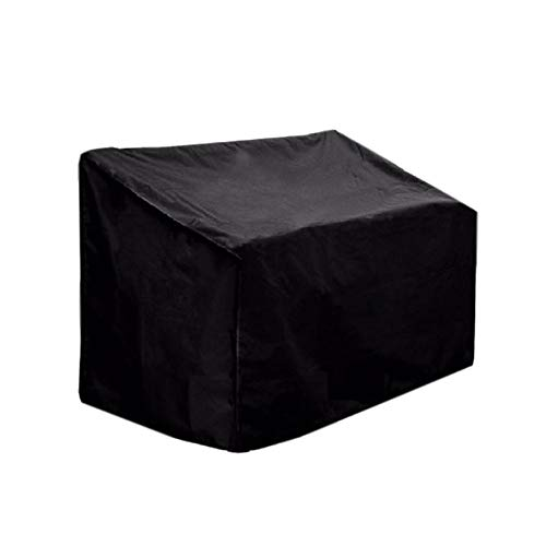leegoal Terrassenabdeckung, Gartenmöbelabdeckung, wasserdicht, UV-beständig für Möbel, 190H*66W*89H cm