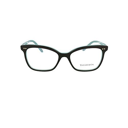 Tiffany tf2155 8055 cal.54 occhiale da vista nero black eyeglasses sehbrille new
