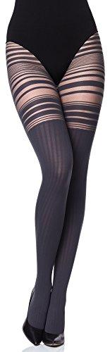merry-style-donna-collant-ms-252-graphite-m-36-40