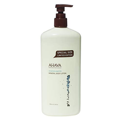 AHAVA Deadsea Water - Mineral Body Lotion, 750 g -