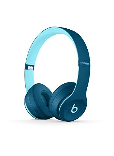 Beats Solo3 Wireless On-Ear Kopfhörer - Beats Pop Collection - Pop Blau
