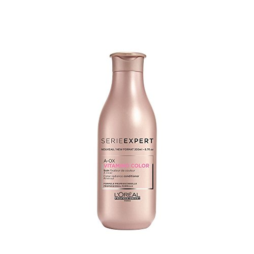 L'Oréal Professionnel Serie Expert Vitamino Color A.OX Conditioner - entwirrt das Haar und verleiht Glanz, 1er Pack (1 x 200 ml)