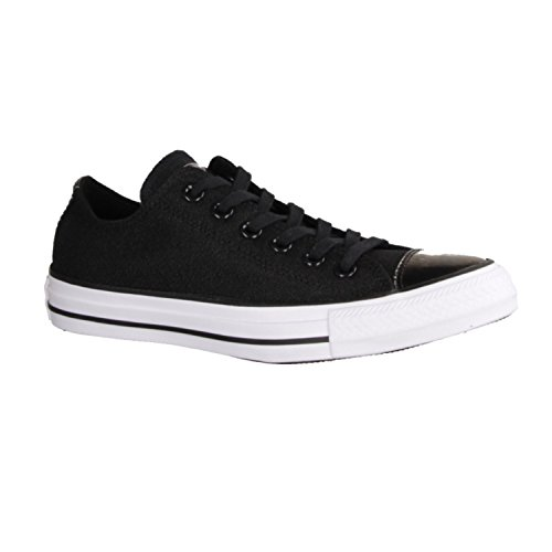Converse apos Donna Sneakers Chuck Taylor All Stars Brush Off toecap  Nero