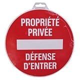 Novap 4040196 Panneau, Blanc