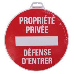 Panneaux Stop - Novap 4040196 Panneau,